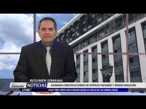 Noticiario En Caliente-Así quedara la nueva Habana