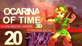 Soluce de Ocarina of Time 3D — Partie 20