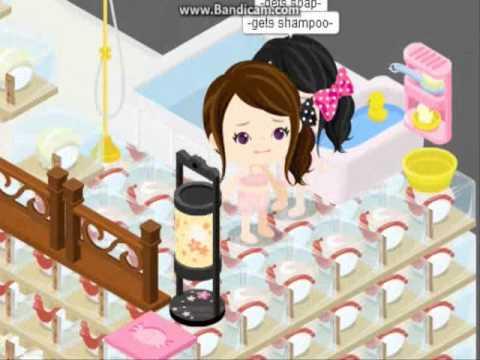 Ameba Pigg Story of Janice And Yuki Part 1 (Tagalog ver.)
