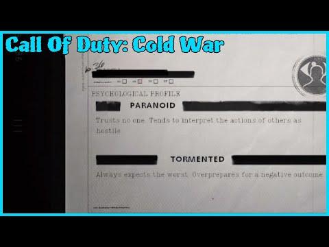COD: Cold War/Reagan/E1