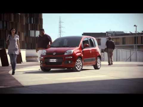 The new Fiat Panda
