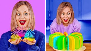 LAZY CLEANING HACKS AND TIPS || Organization And Household Hacks By 123 GO!