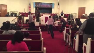 You are Everything -Tye Tribbett dance by Progressive Missionary Baptist Church