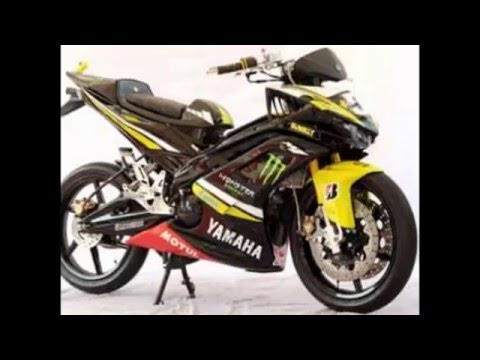 Video Modifikasi Motor jupiter mx