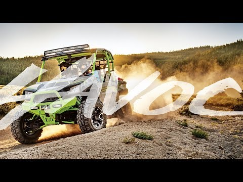2019 Arctic Cat Havoc in Hancock, Michigan - Video 2