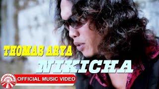 Lirik Lagu dan Chord Kunci Gitar Thomas Arya - Nikicha