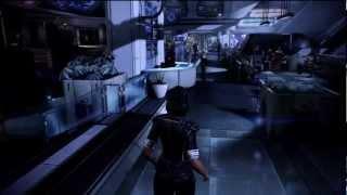 Mass Effect 3 [Insanity] [Playthrough] 94 Officer Noles & Batarian terrorists