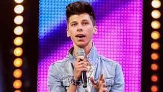 James Graham (Stereo Kicks) I Best Vocals I Best Solo's I X-Factor Journey