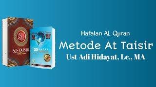 Quran At Taisir Ustadz Adi Hidayat 67