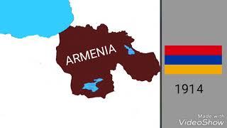 Armenian history in 1912-2018