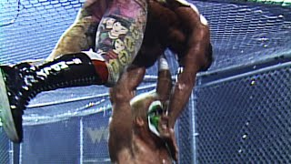Sting's Squadron Vs. The Dangerous Alliance - WarGames Match: WCW WrestleWar 1992 (WWE Network)