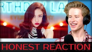 HONEST REACTION To SOMI (전소미)   'BIRTHDAY' MV