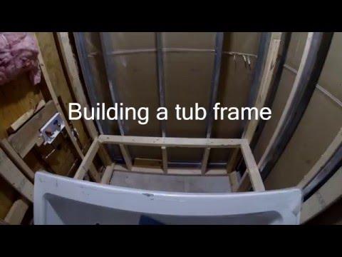 How to build a Tub frame