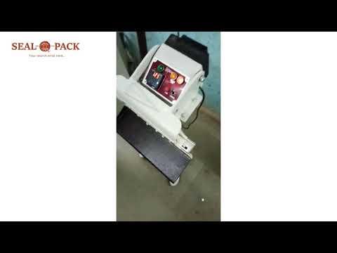 Foot Impulse Sealing Machine for Liquid Packing
