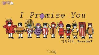 [Vietsub] I Promise You - Wanna One (Confess Ver)