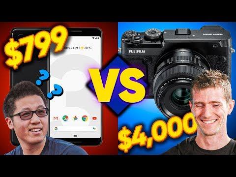 Is a good camera important?? - Pro vs Amateur CHALLENGE