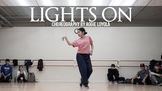 Aggie Loyola   H.E.R. - LIGHTS ON