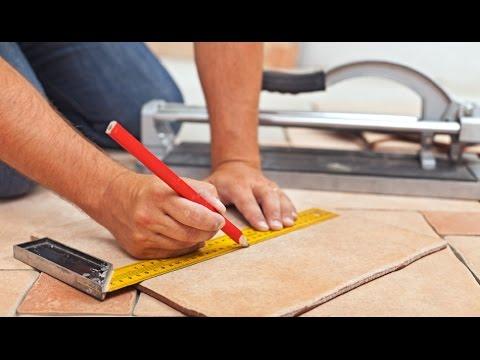 Как резать керамическую плитку без специального инструмента.