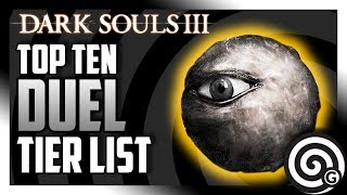 Dark Souls 3   Top Ten Duel Weapons [2018]   Tier List