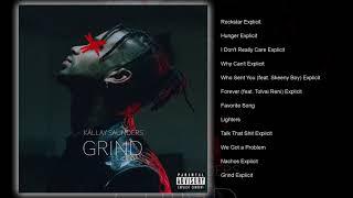 Kállay Saunders - Grind (FULL ALBUM)