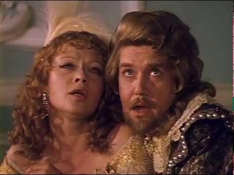 """Дуэт Бекингема и королевы - """"Д'Артаньян и три мушкетера"""""""
