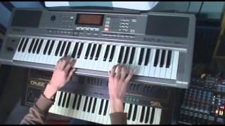 Die Liebe Nerþus' (Burzum keyboard cover)