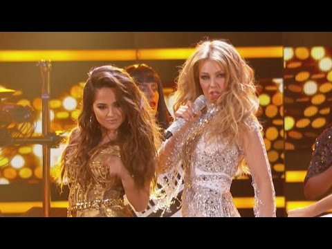Thalía ft. Becky G - Como Tú No Hay Dos (Live on Premios lo Nuestro 2015)