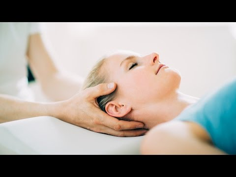 Osteochondrose der Halswirbelsäule Schmerzen im Tempel
