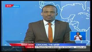 KTN Newsdesk 7th December 2016 - [Part 2] - Kilifi MCAs crack whip on errant officials