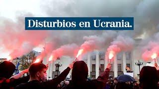 Clamor en Ucrania contra el ministro del Interior y los crímenes de sus agentes