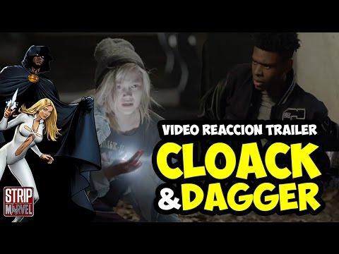Tráiler de CLOAK & DAGGER (Video-reacción) | Strip Marvel