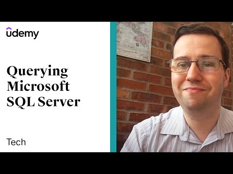Querying Microsoft SQL Server (T-SQL) | Udemy Instructor, Phillip ...