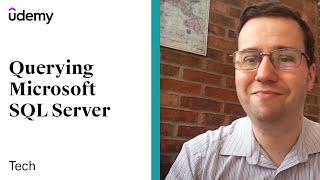 Querying Microsoft SQL Server (T-SQL)   Udemy Instructor, Phillip Burton [bestseller]