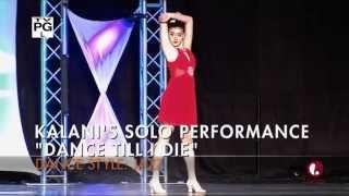 Dance Til' I Die - Kalani Hilliker - Full Solo - Dance Moms: Choreographer's Cut