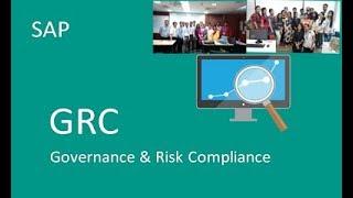 SAP GRC Certification Course : GRC Introduction:Part1