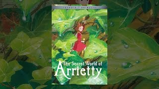 The Secret World of Arrietty (Original Japanese Version)
