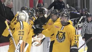 NWHL Highlights: Boston at Minnesota 12.01.18