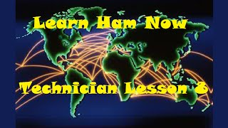 Amateur Radio HAM Technician Lesson 8 Questions T1C01 - T1C05 -Learn Ham Now!
