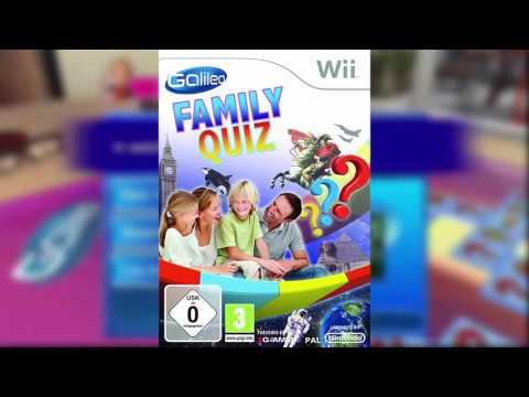 Galileo Family Quiz