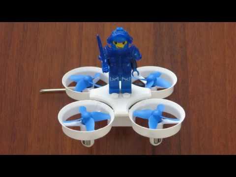 Eachine E011 квартирный дрон для тренировок :)
