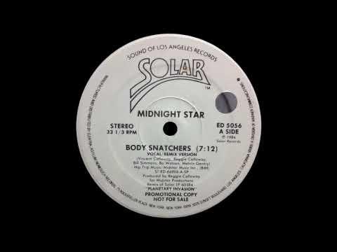 Midnight Star - Body Snatchers (Vocal , Remix Version)