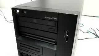 GIGAZINEを支えるサーバ「IBMSystemx3200」