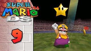 Super Mario 64 DS ITA [Parte 9 - Grotta Labirinto]