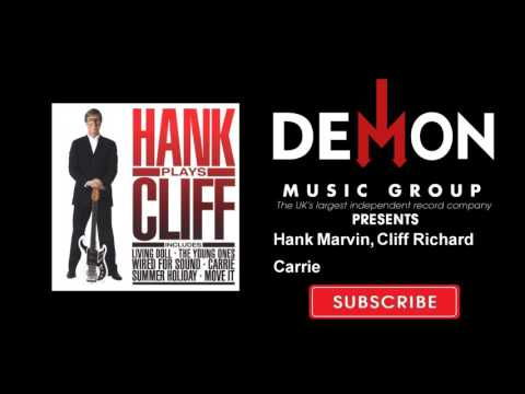 Hank Marvin, Cliff Richard - Carrie