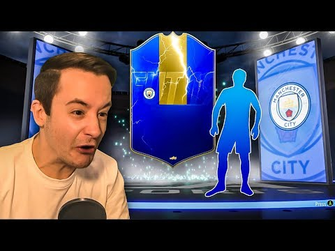I PACKED MY FIRST PREMIER LEAGUE TOTS CARD!!!! - FIFA 19 ULTIMATE TEAM OF THE SEASON PACK OPENING