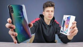 Samsung Galaxy A70 | وأخيرا مميزات وعيوب
