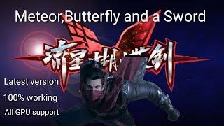 Descargar MP3 de Meteor Butterfly Sword Download gratis
