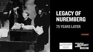 Legacy of Nuremberg: 75 Years Later
