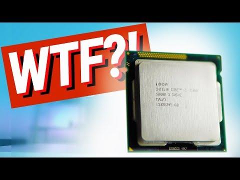 4,9GHZ auf i5-2500K!! - Die legendäre CPU 8 Jahre später im TEST