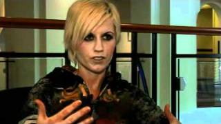Dolores O'Riordan interview 2009 (part 3)